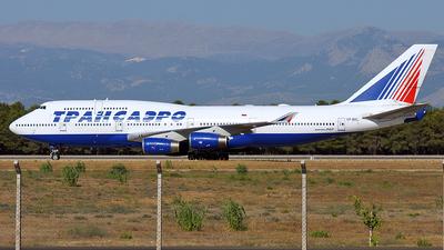 VP-BKL - Boeing 747-444 - Transaero Airlines