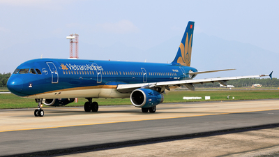 VN-A354 - Airbus A321-231 - Vietnam Airlines