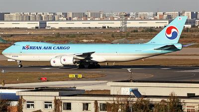 HL7609 - Boeing 747-8HTF - Korean Air Cargo