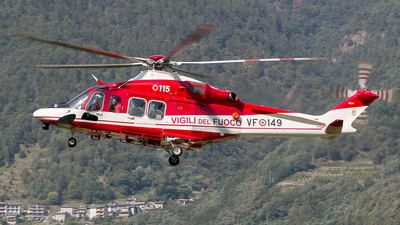 A picture of VF149 - Agusta Westland AW139 - [31939] - © FUMAGALLI ANDREA