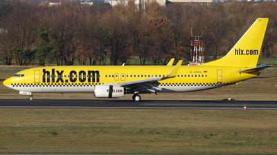 D-AHFO - Boeing 737-8K5 - Hapag-Lloyd Express
