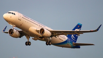 D-AUBI - Airbus A320-214 - China Express Airlines