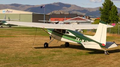 ZK-MJP - Cessna 182D Skylane - Private