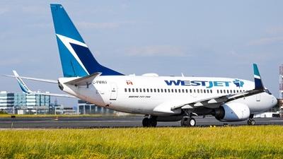 A picture of CFMWJ - Boeing 7377CT - WestJet - © WorldTraveler225