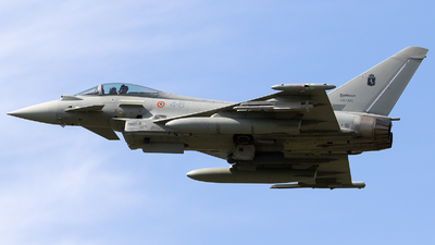 MM7323 - Eurofighter Typhoon EF2000 - Italy - Air Force