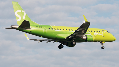 VQ-BYC - Embraer 170-100SU - S7 Airlines