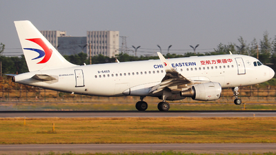 B-6469 - Airbus A319-115 - China Eastern Airlines