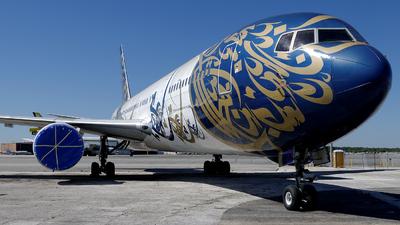 N182AQ - Boeing 767-3P6(ER) - Private