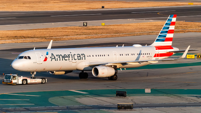 N997AA - Airbus A321-231 - American Airlines