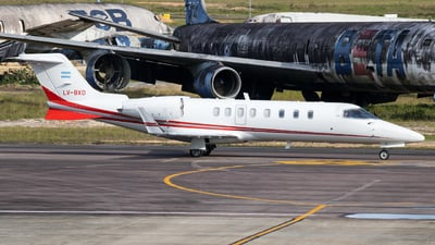 A picture of LVBXD - Learjet 45 - [45254] - © Gui Spotter
