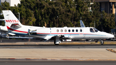 N652SJ - Cessna 560 Citation Encore - Private