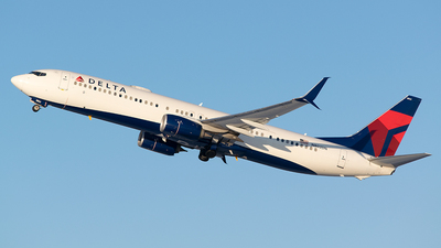 A picture of N802DN - Boeing 737932(ER) - Delta Air Lines - © John Newsome
