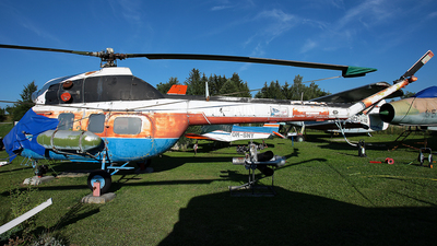 OM-NIN - PZL-Swidnik Mi-2 Hoplite - Private