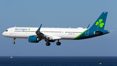 A picture of EILRF - Airbus A321253NX - Aer Lingus - © Florencio Martin Melian