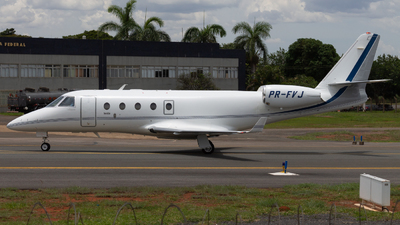 PR-FVJ - Gulfstream G150 - Private