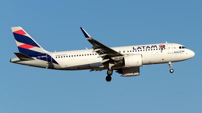 CC-BHG - Airbus A320-271N - LATAM Airlines