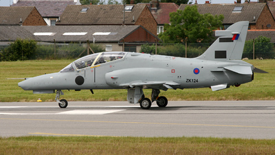 ZK124 - British Aerospace Hawk Mk.132 - BAe Systems