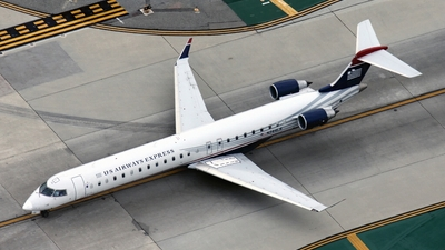 N244LR - Bombardier CRJ-900ER - US Airways Express (Mesa Airlines)