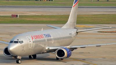 HS-BRK - Boeing 737-3Z0 - Orient Thai Airlines