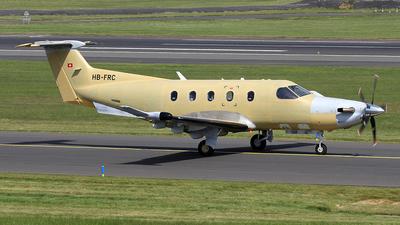 A picture of HBFRC - Pilatus PC12/47E -  - © Ian Howat