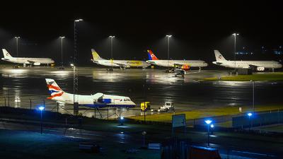 EKBI - Airport - Ramp