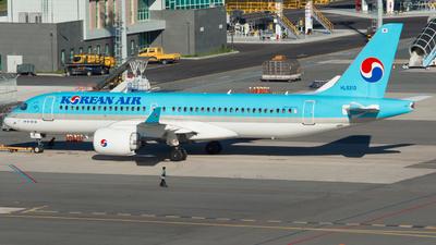 A picture of HL8313 - Airbus A220300 - Korean Air - © Lee Jihun