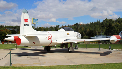 21321 - Lockheed T-33 Shooting Star - Turkey - Air Force