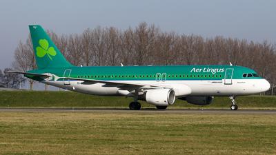A picture of EIDVJ - Airbus A320214 - Aer Lingus - © BaszB