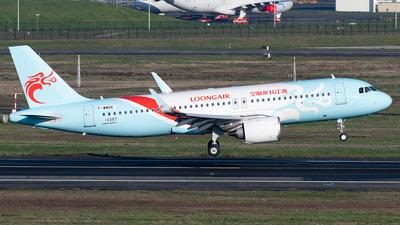 F-WWDE - Airbus A320-251N - Loong Air
