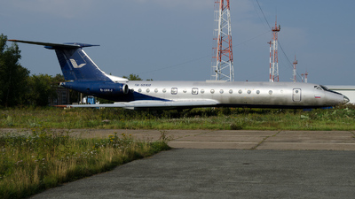 RA-65108 - Tupolev Tu-134A-3 - Center-South Airlines