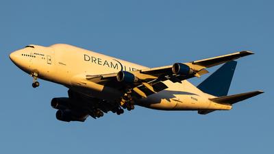 A picture of N780BA - Boeing 747409(LCF) Dreamlifter - Boeing - © JinZi