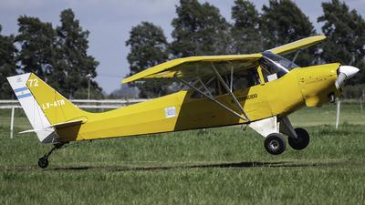LV-ATM - Aero Boero AB180RVR - Private