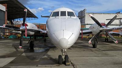 HK-4854 - British Aerospace Jetstream 32 - Horizontal de Aviación