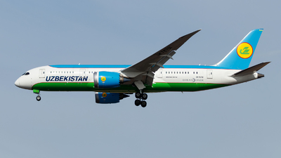 A picture of UK78701 - Boeing 7878 Dreamliner - Uzbekistan Airways - © Oliver Richter