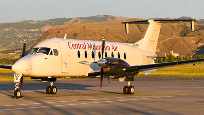 C-GFSV - Beech 1900D - Central Mountain Air