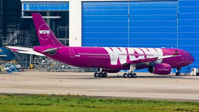 PH-IBC - Airbus A330-343 - WOW Air