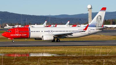 A picture of SERPH - Boeing 7378JP - Norwegian - © Laszlo Fekete