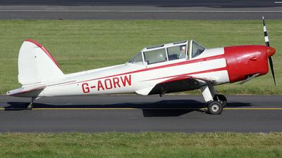 A picture of GAORW - De Havilland Canada DHC1 Chipmunk - [C1/0130] - © Ian Howat