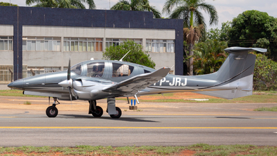 PP-JRJ - Diamond Aircraft DA-62 - Private