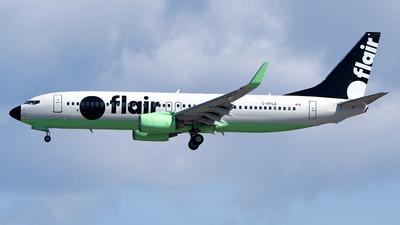 C-FFLA - Boeing 737-86N - Flair Airlines
