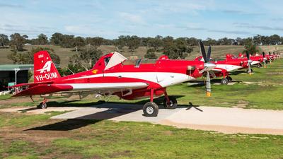 VH-OUM - Air Tractor AT-802A - Aerotech Australasia