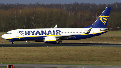 EI-EFH - Boeing 737-8AS - Ryanair