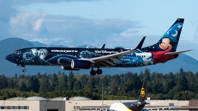 C-GWSZ - Boeing 737-8CT - WestJet Airlines