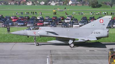 J-2325 - Dassault Mirage 3S - Switzerland - Air Force