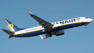 9H-QAB - Boeing 737-8AS - Ryanair (Malta Air)