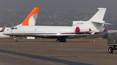 OY-RAD - Dassault Falcon 8X - Air Alsie