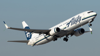 N486AS - Boeing 737-990ER - Alaska Airlines