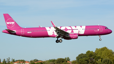 EI-GOL - Airbus A321-211 - WOW Air