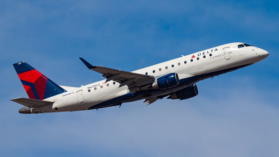 N629CZ - Embraer 170-200LR - Delta Connection (Compass Airlines)