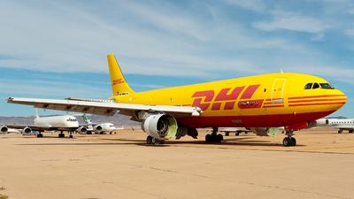 N362DH - Airbus A300B4-103(F) - DHL (ASTAR Air Cargo)